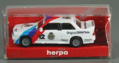 Herpa HO scale 187 plastic BMW M3 Rallye new in box2