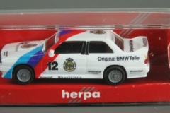 Herpa HO scale 187 plastic BMW M3 Rallye new in box2
